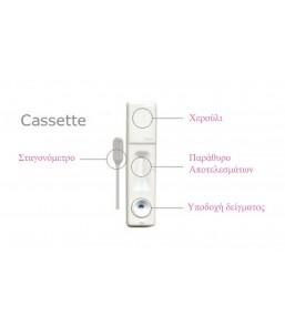 One Step Τεστ Εγκυμοσύνης Cassette 3 Τεμ.